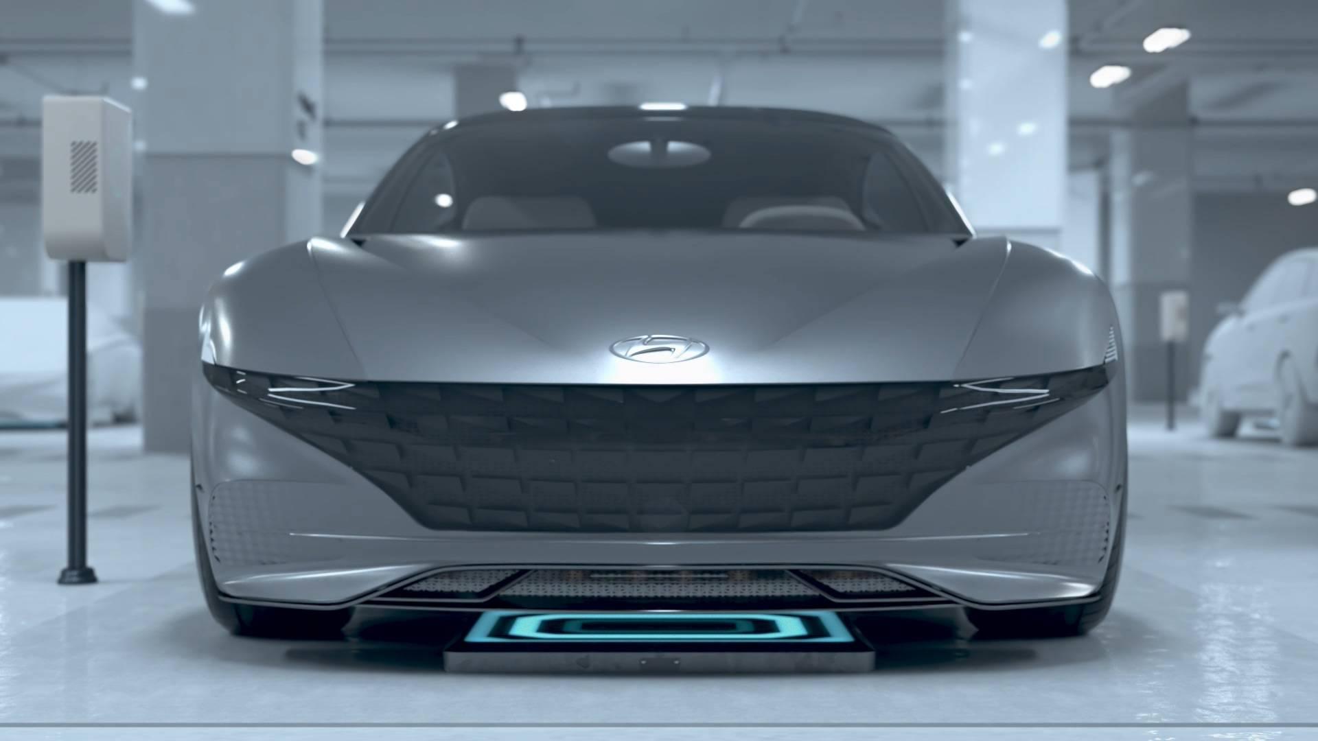 Hyundai y KIA presentan un concepto innovador de sistemas de carga de  vehículos eléctricos y estacionamiento 56e9e4b46a